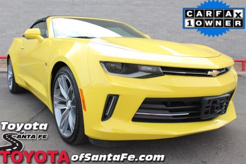 Used Chevrolet Camaro LT