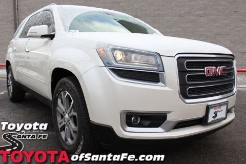 Used GMC Acadia SLT