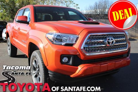 New Toyota Tacoma TRD Sport Double Cab 5' Bed V6 4x2 AT