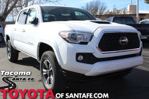 New Toyota Tacoma TRD Sport Double Cab 5' Bed V6 4x4 AT