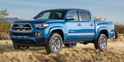 New Toyota Tacoma SR Double Cab 5' Bed V6 4x4 AT