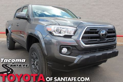 New Toyota Tacoma SR5 Double Cab 5' Bed V6 4x4 AT