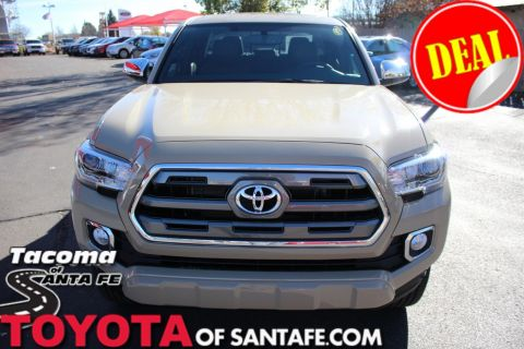 New Toyota Tacoma Limited Double Cab 5' Bed V6 4x4 AT