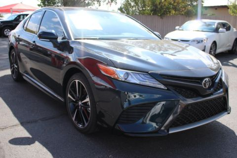 New Toyota Camry XSE