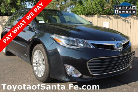 Used Toyota Avalon Hybrid Limited