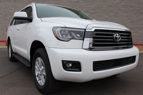 New Toyota Sequoia SR5