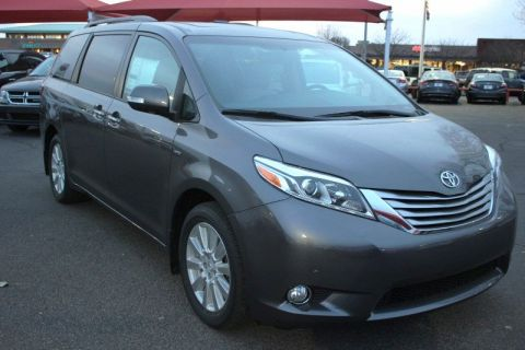New Toyota Sienna Limited
