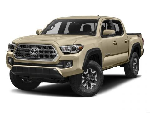 New Toyota Tacoma TRD Off Road Double Cab 5' Bed V6 4x4 AT