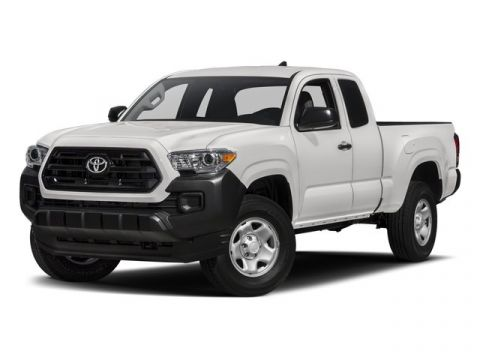 New Toyota Tacoma SR Access Cab 6' Bed I4 4x4 AT