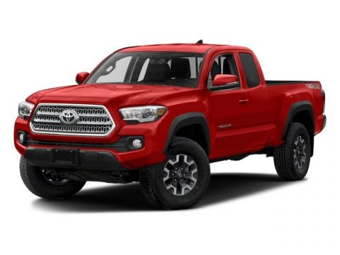 New Toyota Tacoma TRD Off Road Access Cab 6' Bed V6 4x4 AT