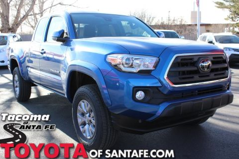 New Toyota Tacoma SR5 Access Cab 6' Bed V6 4x4 AT