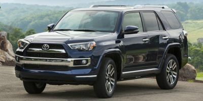 New Toyota 4Runner Limited