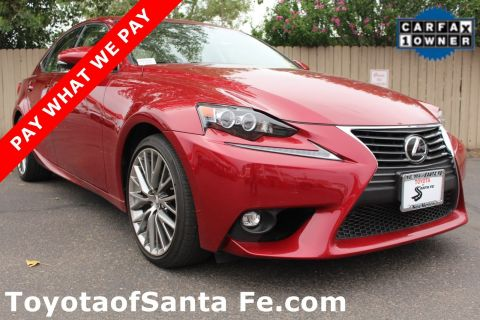 Used Lexus IS 250 4dr Sport Sdn AWD