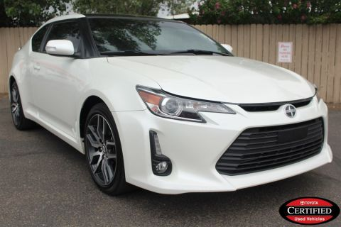 Certified Used Scion tC 2dr HB Man