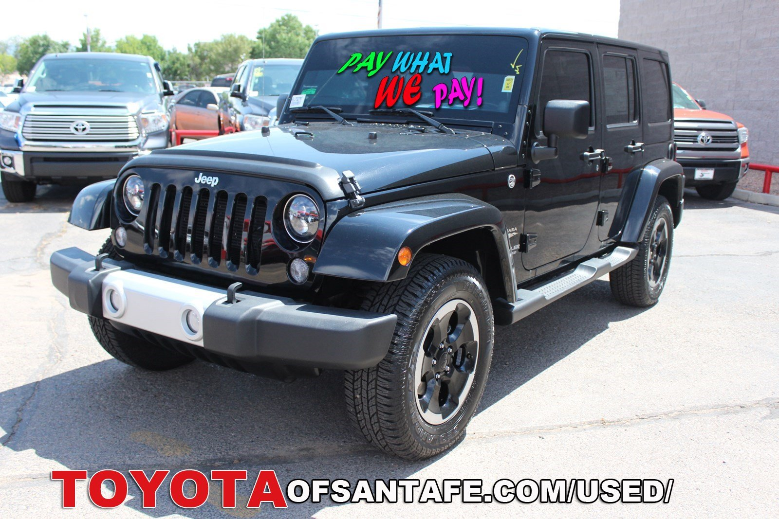 Pre-Owned 2014 Jeep Wrangler Sahara With Navigation & 4WD EL179278T