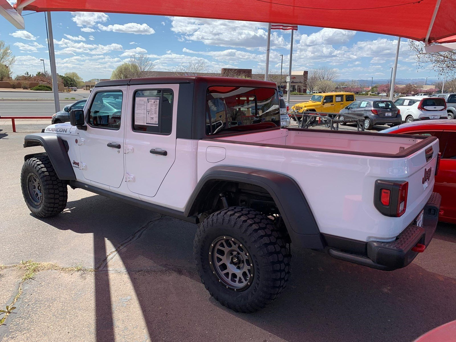 Pre-Owned 2020 Jeep Gladiator Rubicon