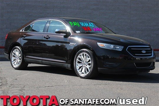 Pre-Owned 2013 Ford Taurus Limited With Navigation DG181382P