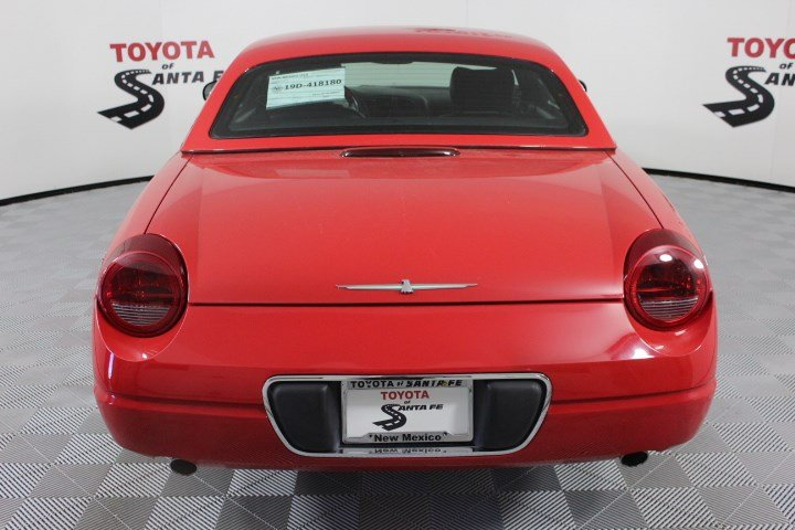 Pre-Owned 2003 Ford Thunderbird Deluxe