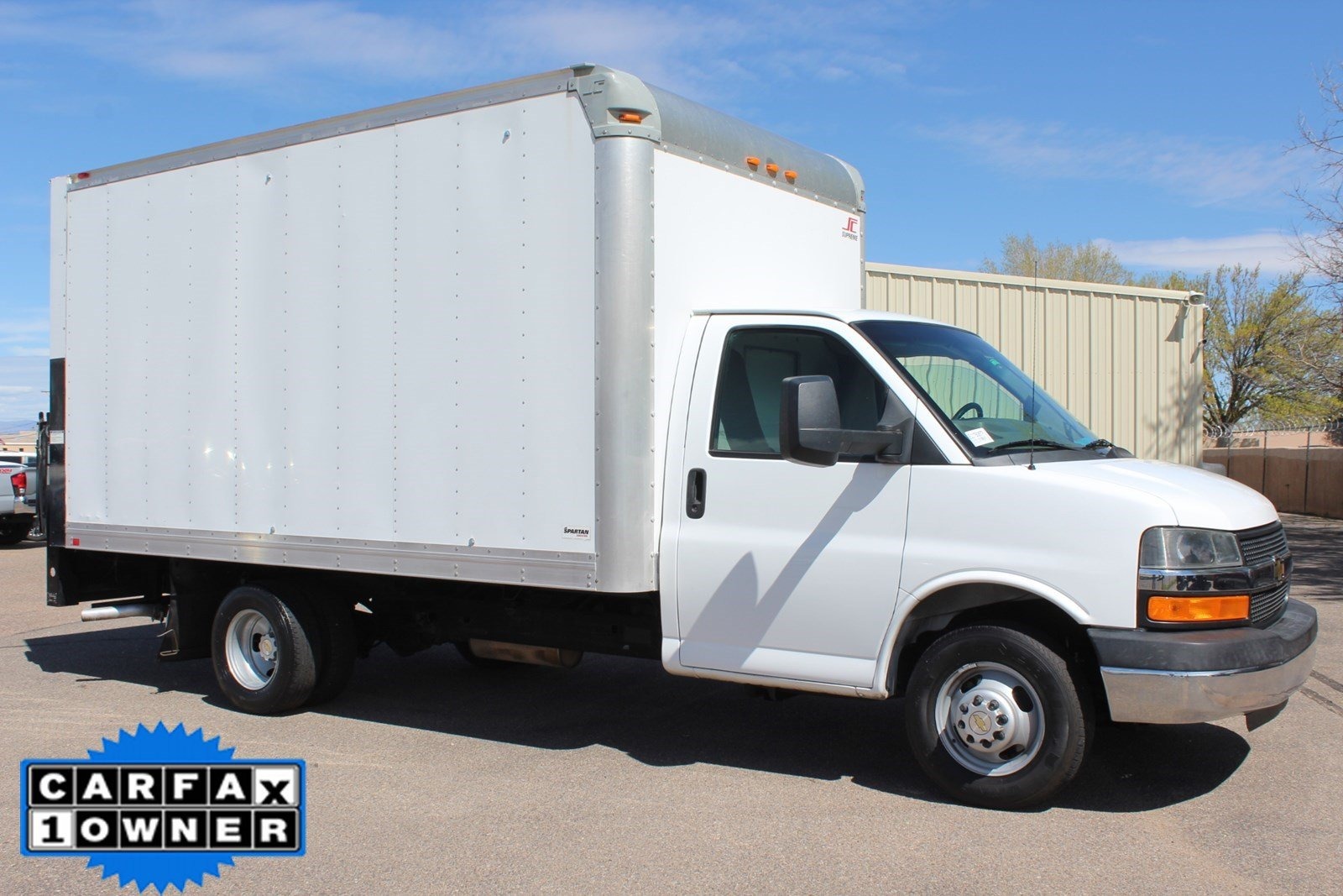 Pre-Owned 2014 Chevrolet Express Commercial Cutaway Work Van