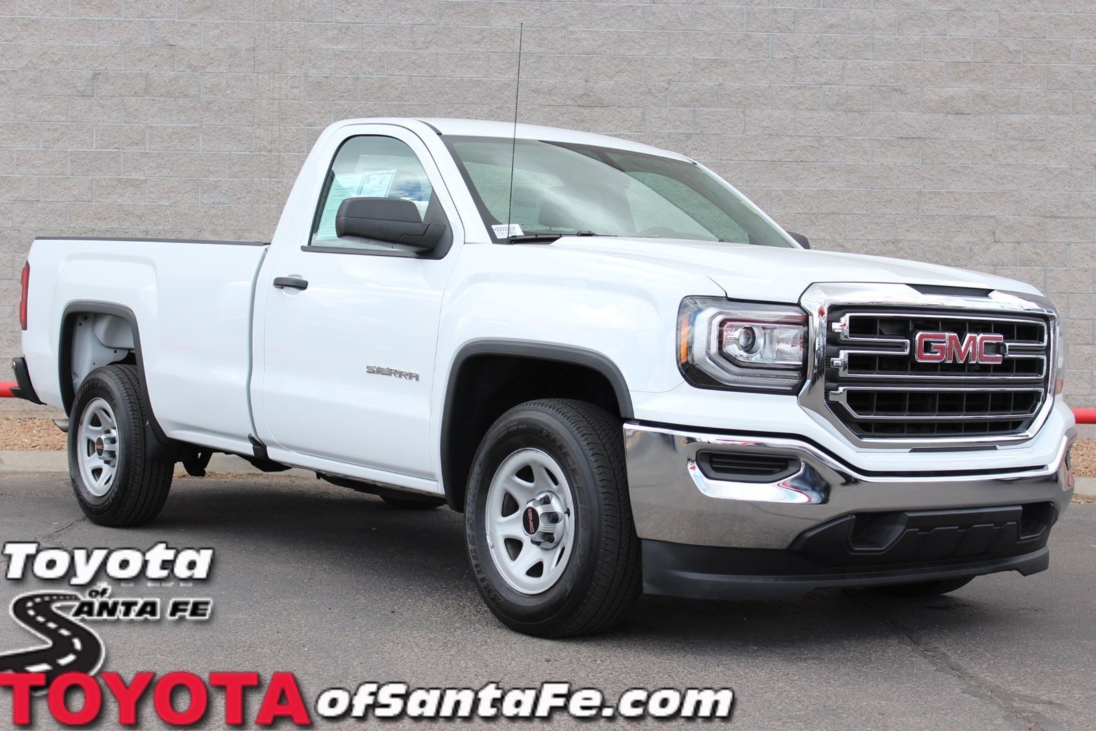 Pre-Owned 2017 GMC Sierra 1500 Base RWD Regular Cab Truck HZ900051P