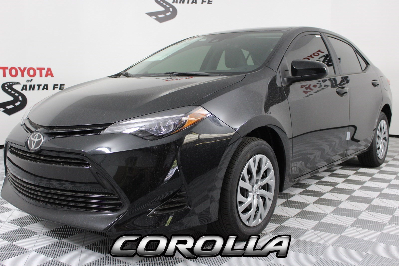 New 2019 Toyota Corolla Le In Santa Fe Kc176438 Toyota Of Santa Fe