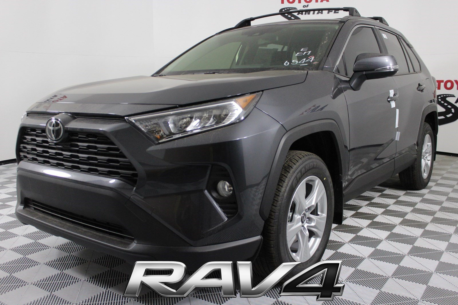 New 2019 Toyota Rav4 Le In Santa Fe Kw003522 Toyota Of Santa Fe