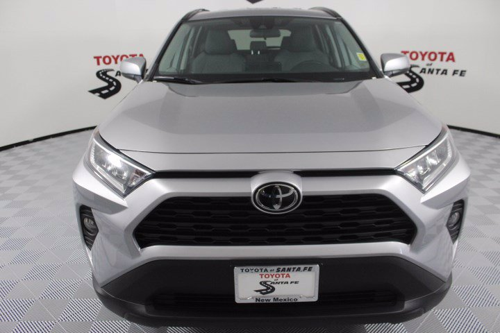 Certified Pre-Owned 2020 Toyota RAV4 XLE AWD