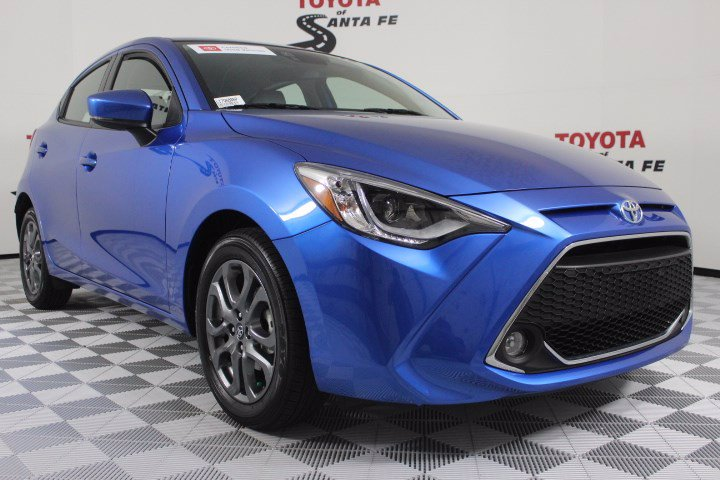 Certified Pre-Owned 2020 Toyota Yaris Hatchback XLE