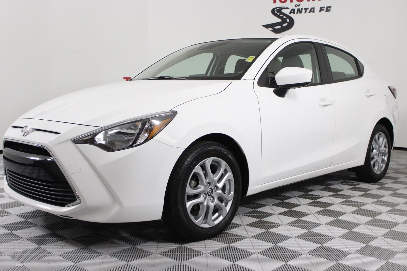 Certified Pre-Owned 2016 Scion iA