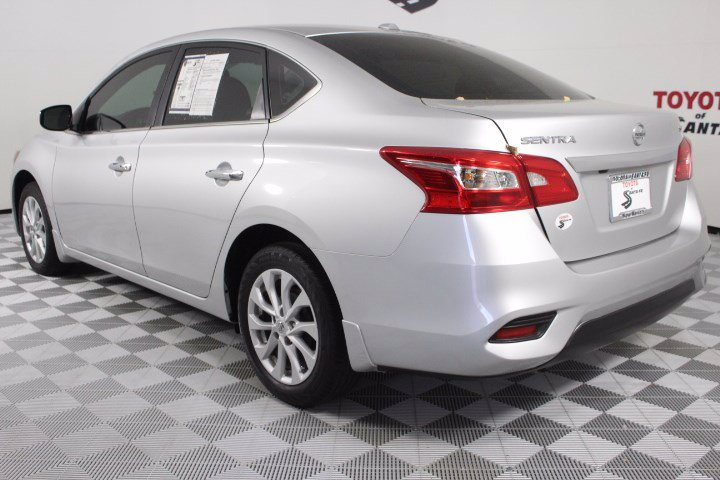 Pre-Owned 2018 Nissan Sentra SV FWD Sedan JL624496P