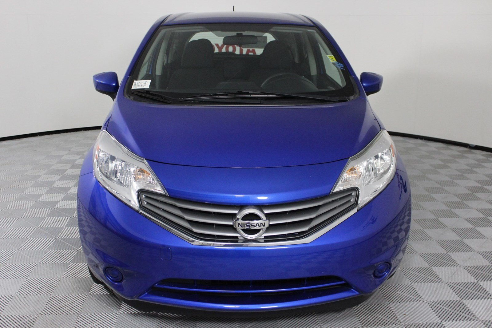 Pre-Owned 2016 Nissan Versa Note S Plus FWD Hatchback