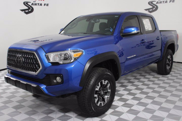 Pre-Owned 2018 Toyota Tacoma TRD Off Road