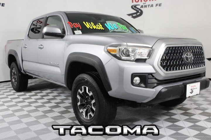 Pre-Owned 2019 Toyota Tacoma TRD Off Road