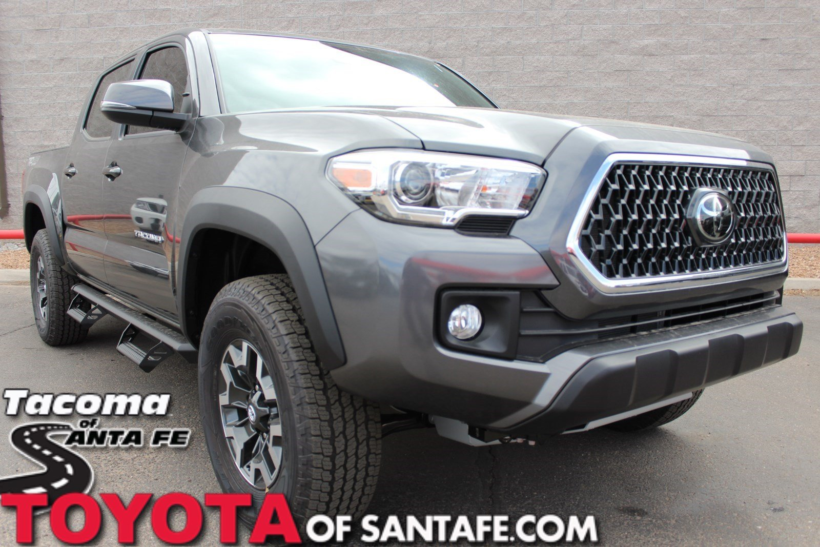 New 2018 Toyota Ta a TRD f Road Double Cab 5 Bed V6 4x4 AT