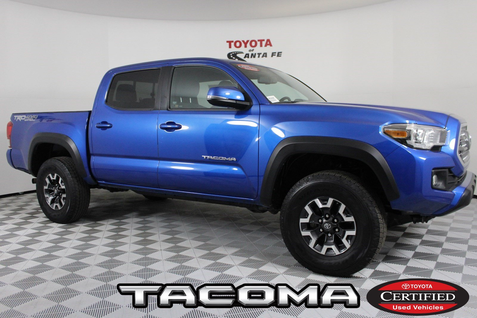Certified Pre Owned 2016 Toyota Tacoma Trd Off Road