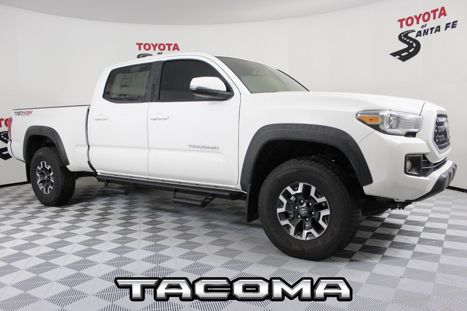 New 2019 Toyota Tacoma TRD Off Road Double Cab 6' Bed V6 AT
