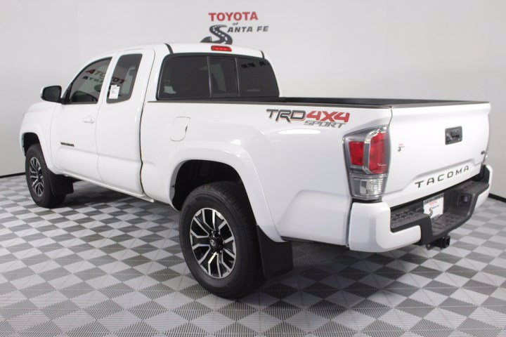 New 2020 Toyota Tacoma TRD Sport Access Cab 6' Bed V6 MT