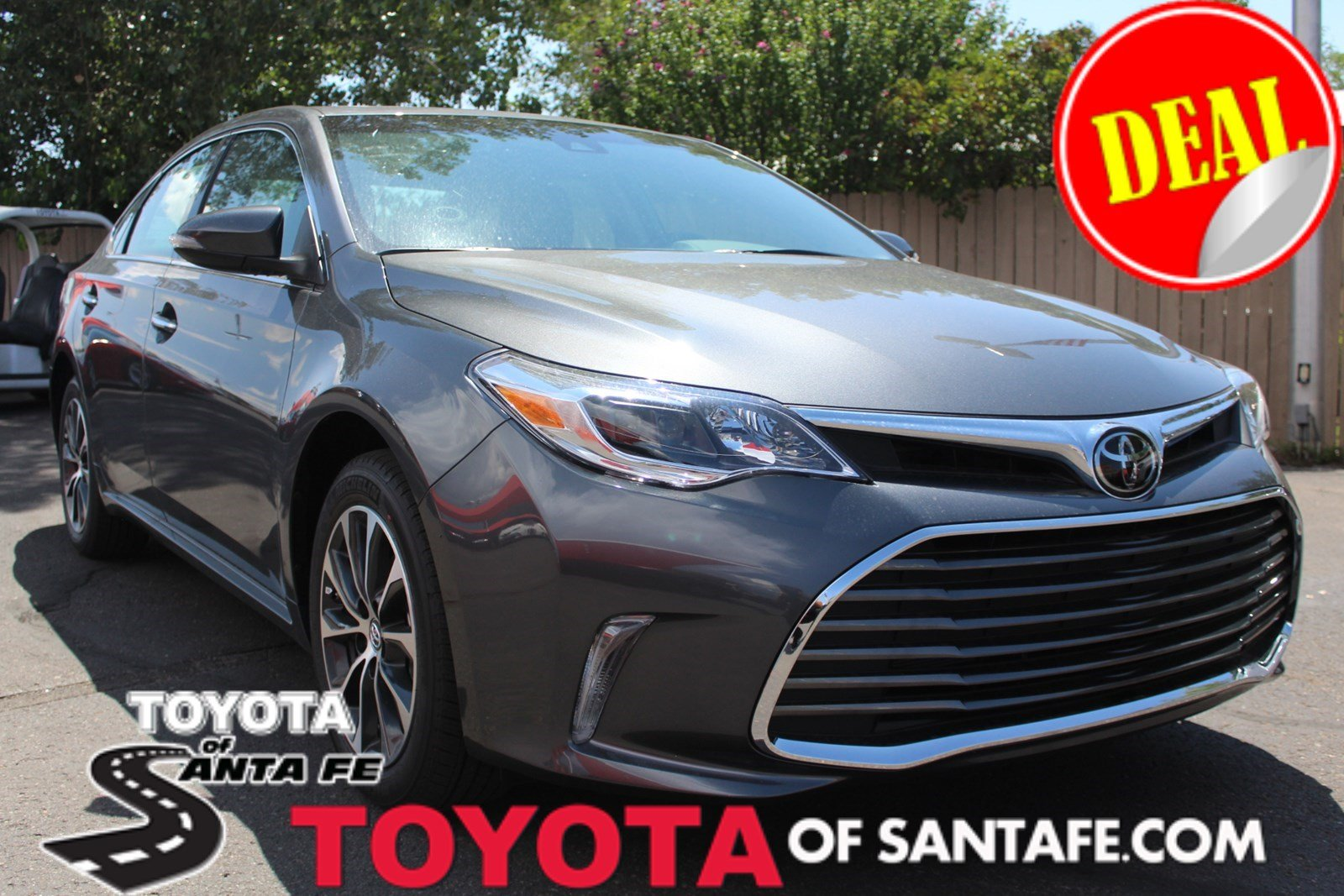 New 2018 Toyota Avalon XLE Premium With Navigation #JU274969