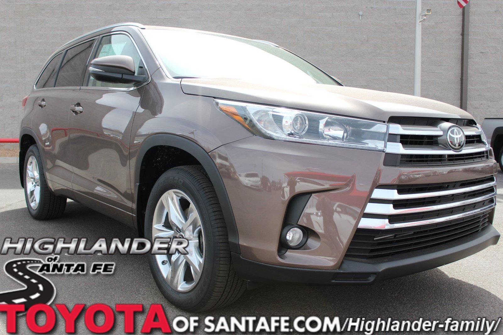 Fresh 2016 toyota Highlander Limited Awd
