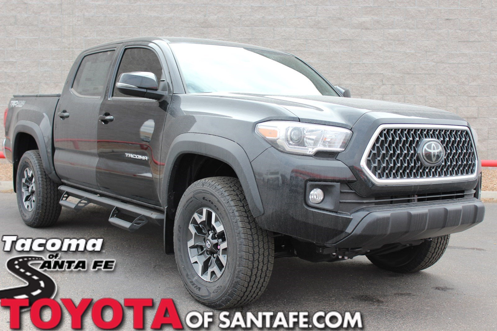 double mt bed tacoma detail trd toyota at pro cab new