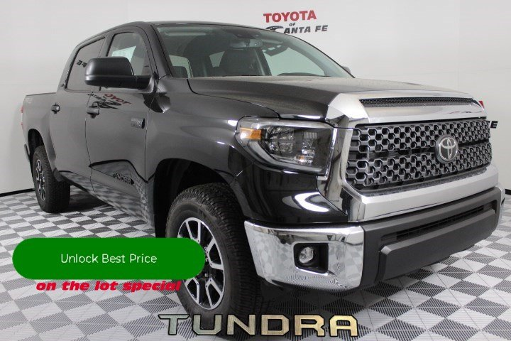 New 2020 Toyota Tundra SR5 CrewMax 5.5' Bed 5.7L