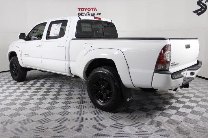 Pre-Owned 2014 Toyota Tacoma Base 4WD Double Cab Truck  EX022236P