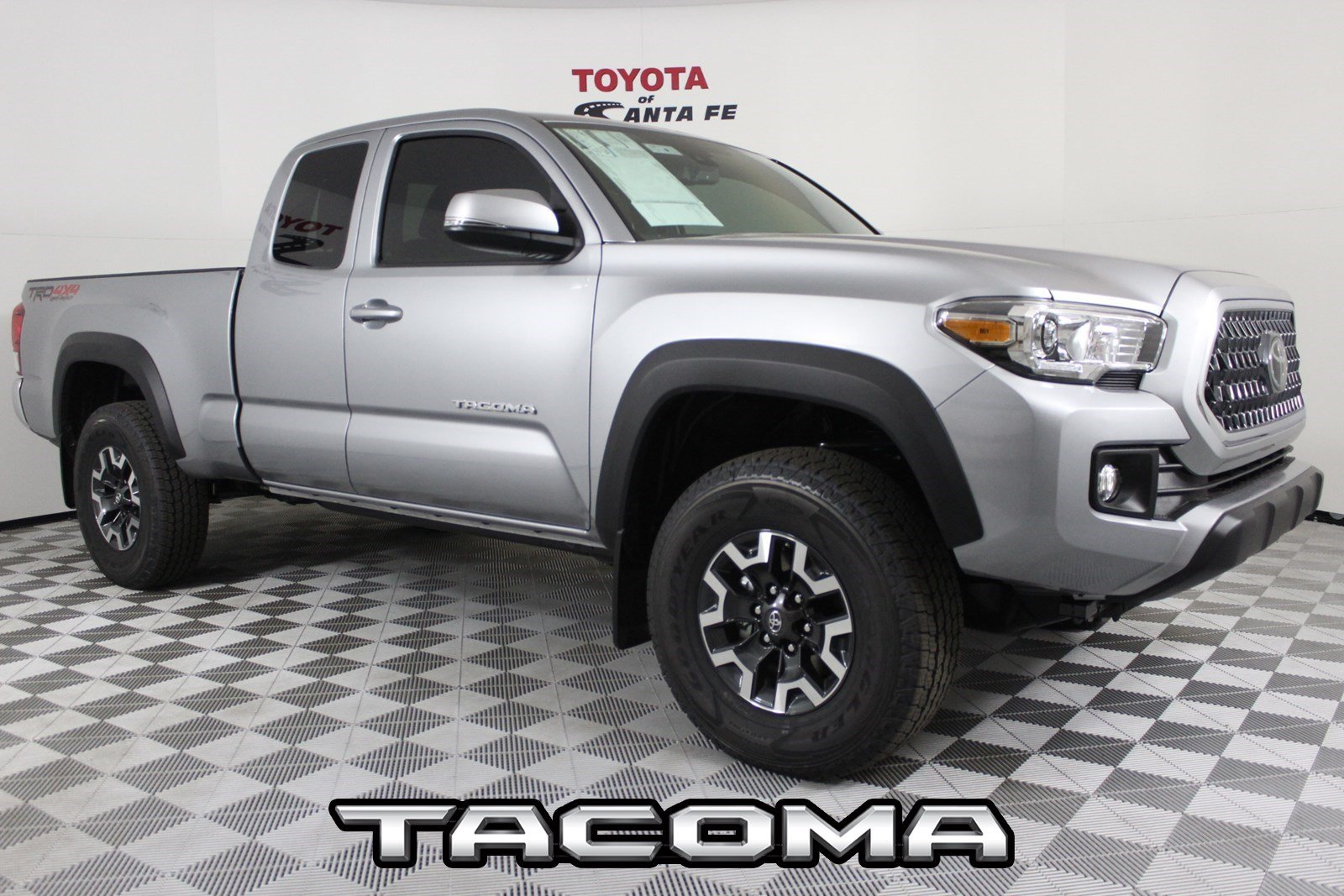 New 2019 Toyota Tacoma Trd Off Road Access Cab 6 Bed V6 At