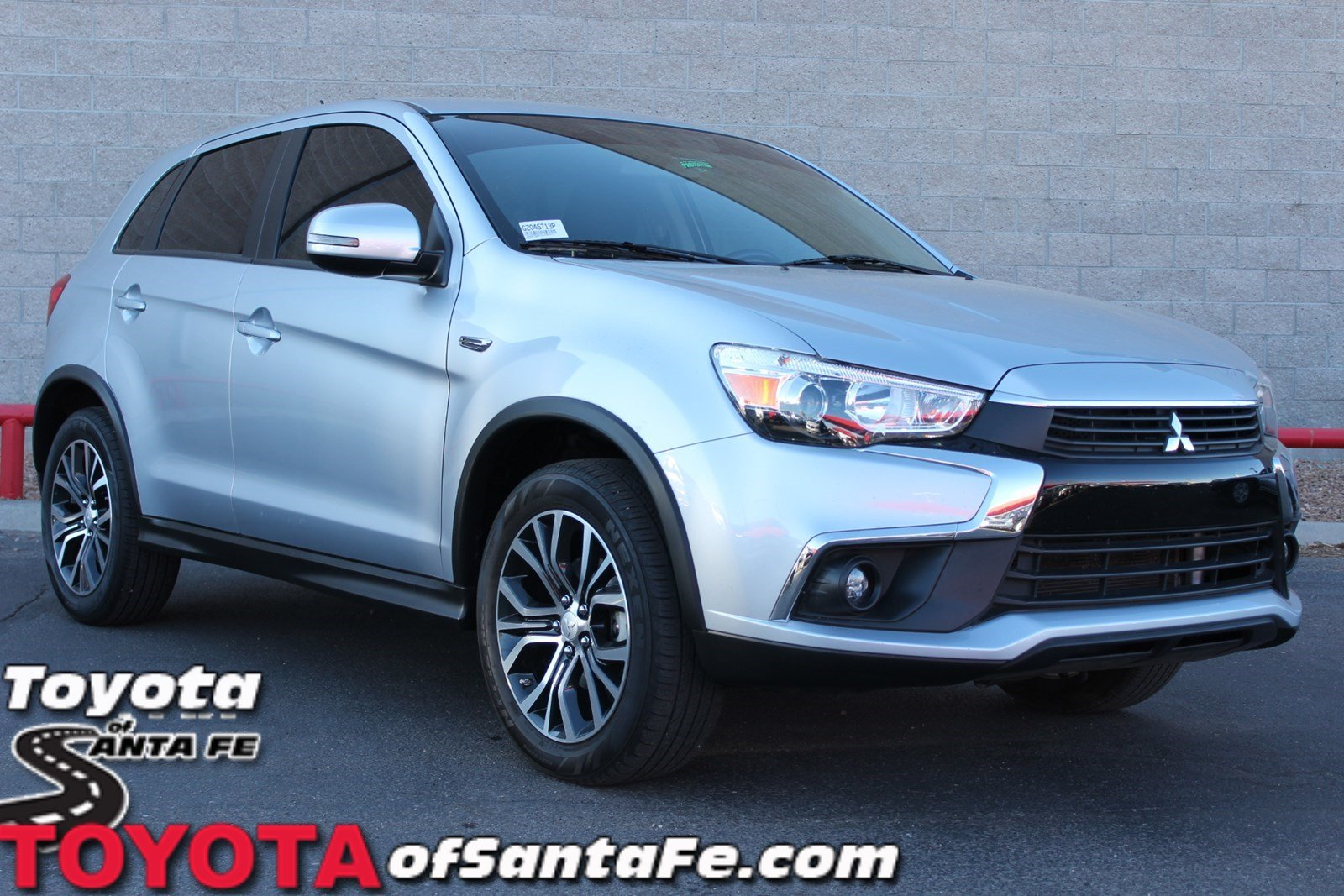 Pre-Owned 2016 Mitsubishi Outlander Sport 2.4 ES FWD Sport Utility Vehicle GZ045713P