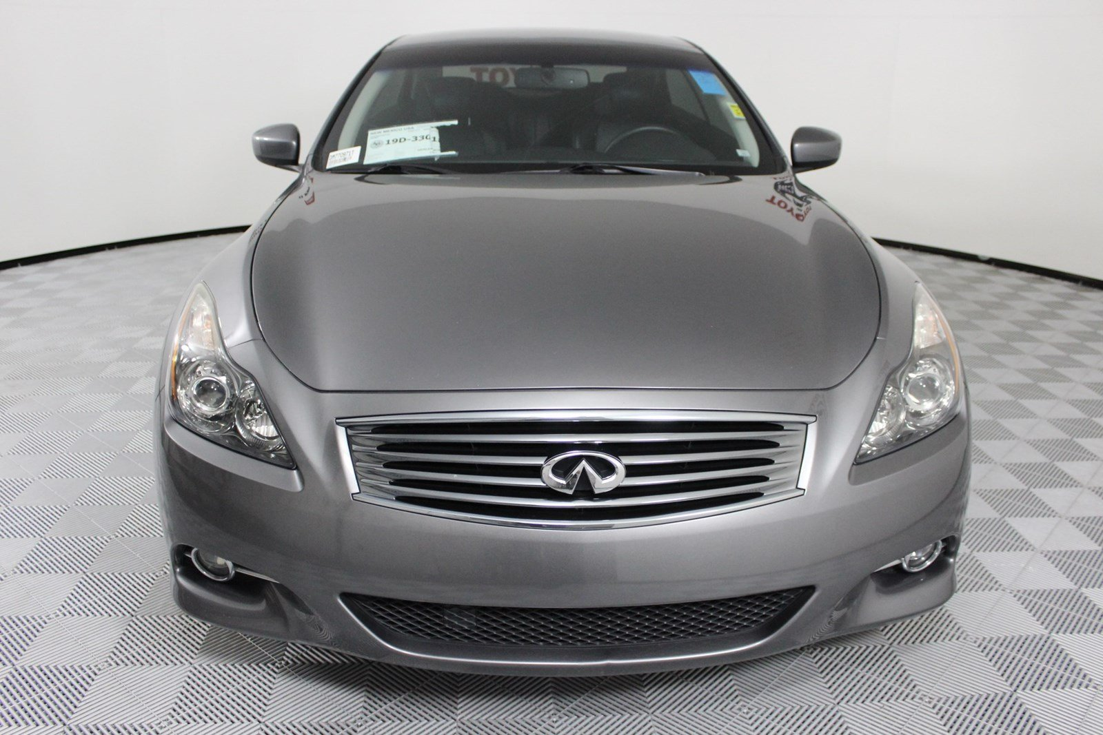 Pre-Owned 2013 INFINITI G37 Convertible Base
