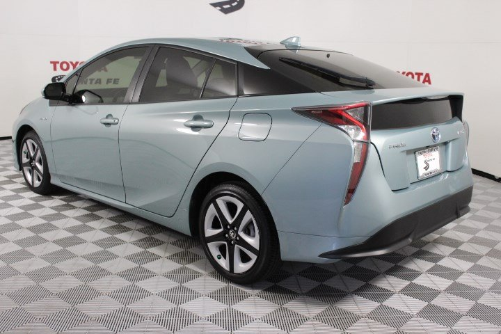 Certified Pre-Owned 2017 Toyota Prius Three Touring