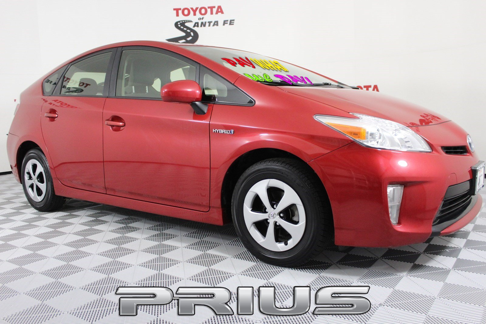 Pre Owned 2017 Toyota Prius Two