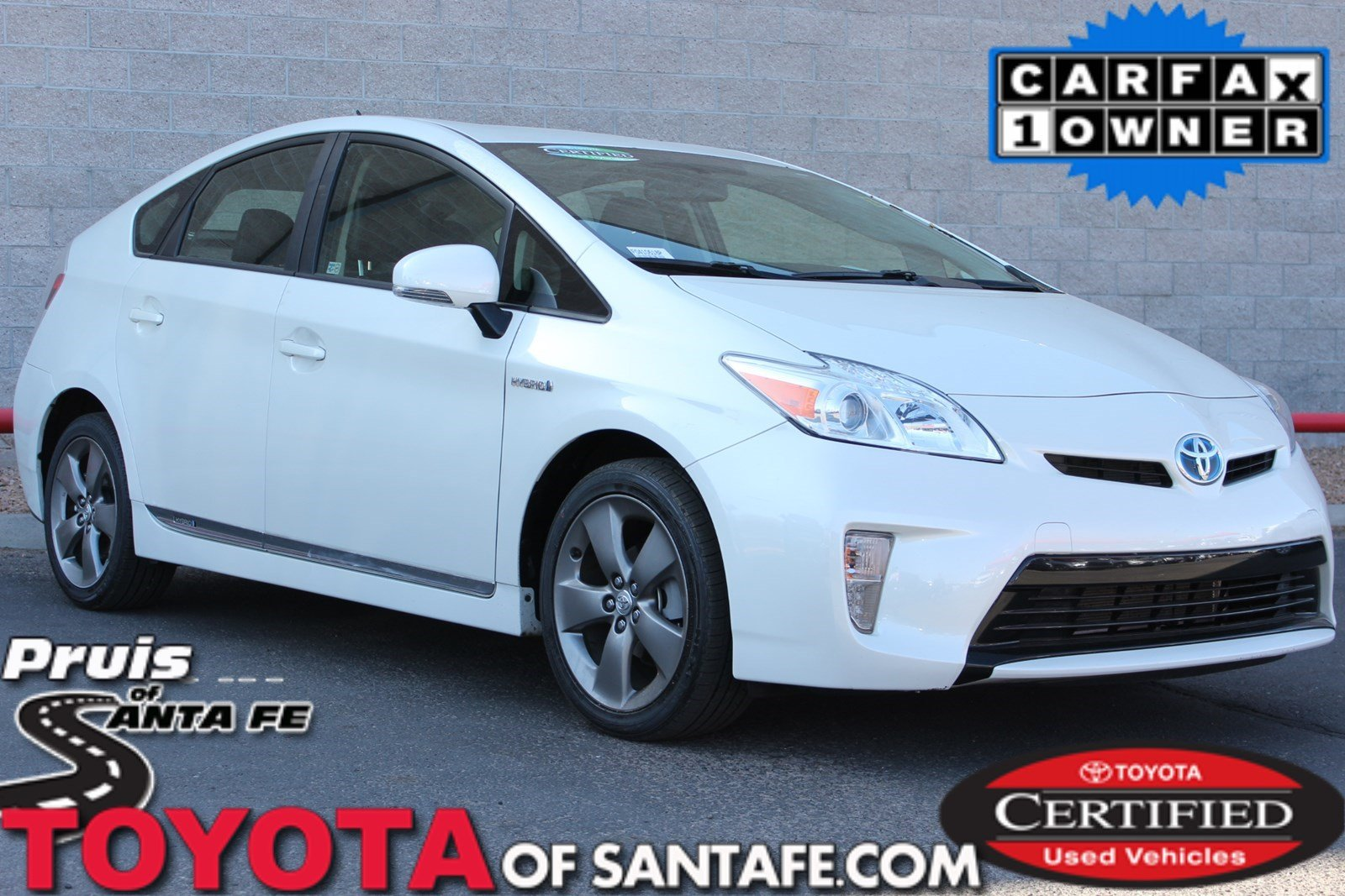 Certified Pre-Owned 2015 Toyota Prius Persona Series Special Edition With Navigation F0410518P
