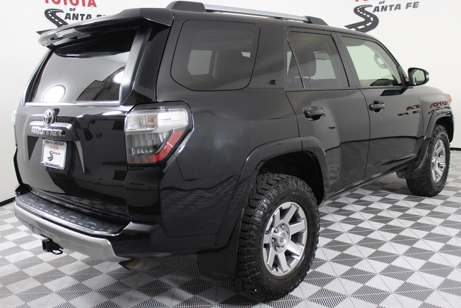 Pre-Owned 2016 Toyota 4Runner Trail Premium