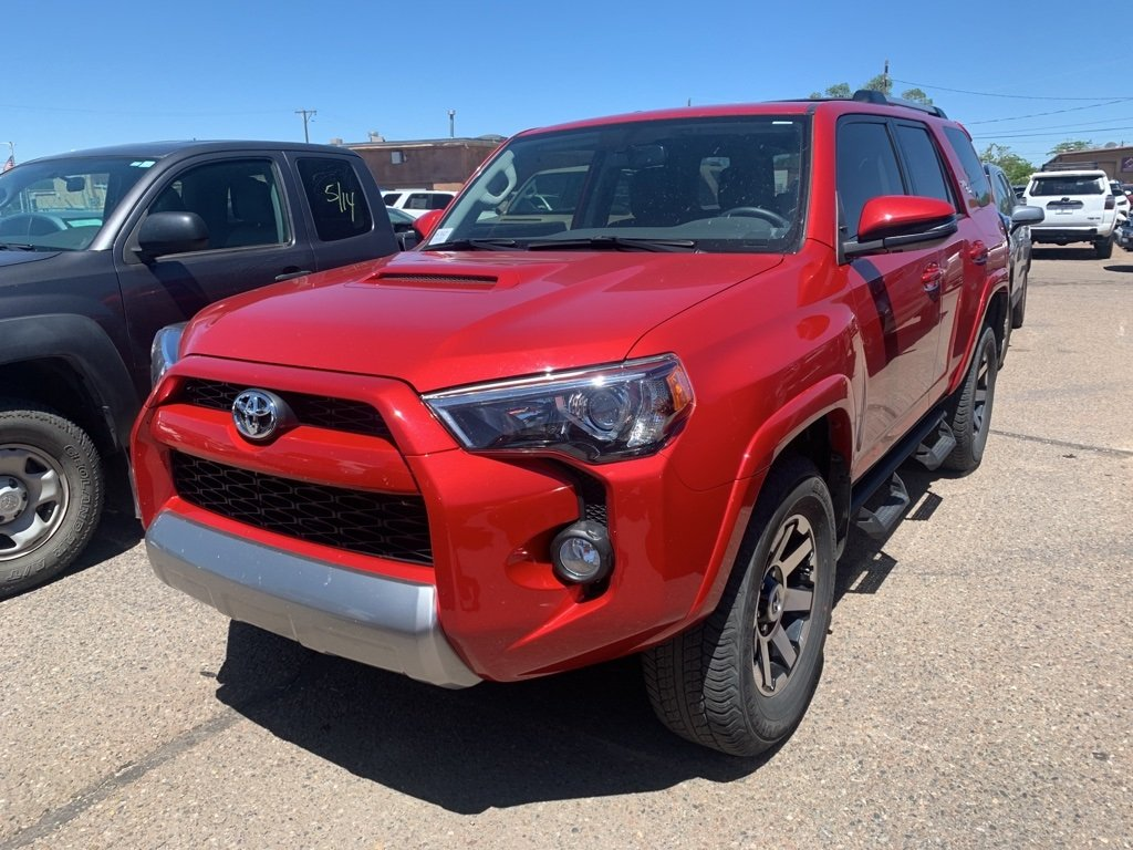 Certified Pre-Owned 2017 Toyota 4Runner TRD Off Road Premium